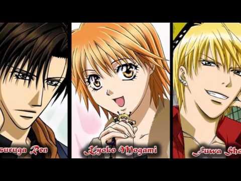 Top 20 Animes Romanticos Y Comicos Parte 1