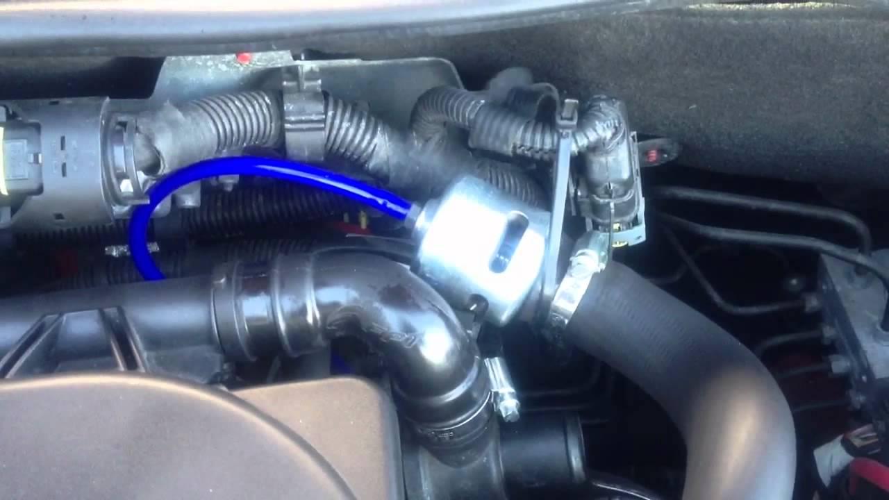 grande punto sporting t-jet bailey dump valve - youtube