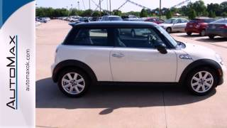 2012 MINI Cooper S Oklahoma City Edmond, OK #M3702