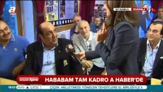 HABABAM SINIFI CANLI YAYIN / COŞKU BELET
