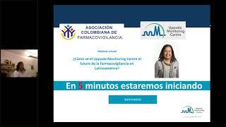 ¿Cómo ve el Uppsala Monitoring Centre el futuro de la Farmacovigilancia en Latinoamérica