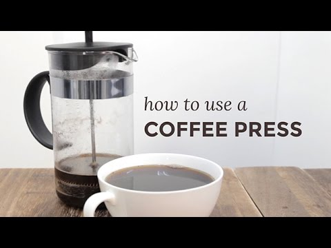 How To Use A Coffee Press Yummy Ph