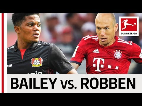 Leon Bailey vs. Arjen Robben - Wing Wizards Go Head-to-Head
