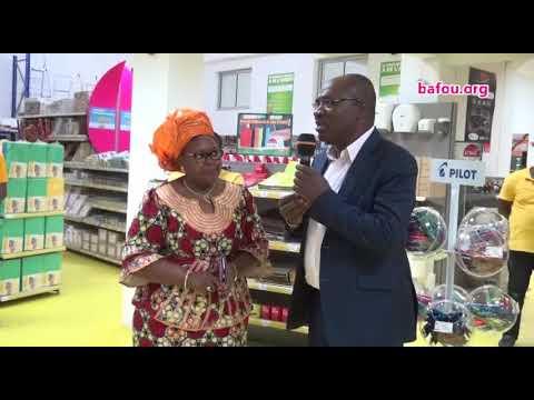 Bureau Vallée Douala le 13 Décembre 2017 : Visite du CAFCAM