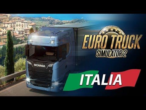 Italia DLC (Euro Truck Simulator 2)