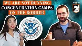 No, We Are Not Running Concentration Camps On The Border | The Matt Walsh Show Ep. 279 thumbnail