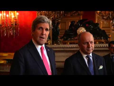 Kerry Threatens Sanctions Against Ukraine