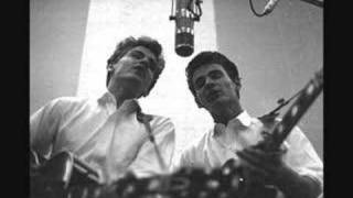 Watch Everly Brothers Rocking Alone In An Old Rocking Chair video