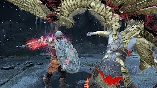 God of War - Rage of Ares - New Game + SIGRUN on GMGOW + Full Zeus Set