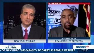 Malzberg | Rev. Jesse Lee Peterson discusses Chicago Black Lives Matter protests, and Trump