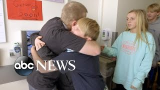 After Face Transplant, Pat Hardison Reunites With Family: Part 3