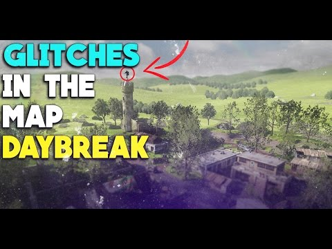 *NEW* GLITCHES IN THE NEW MAP DAYBREAK! (Cod4 Remastered Glitches)