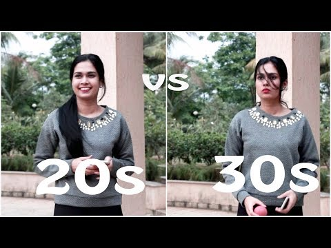 early 20s vs late 20s dating