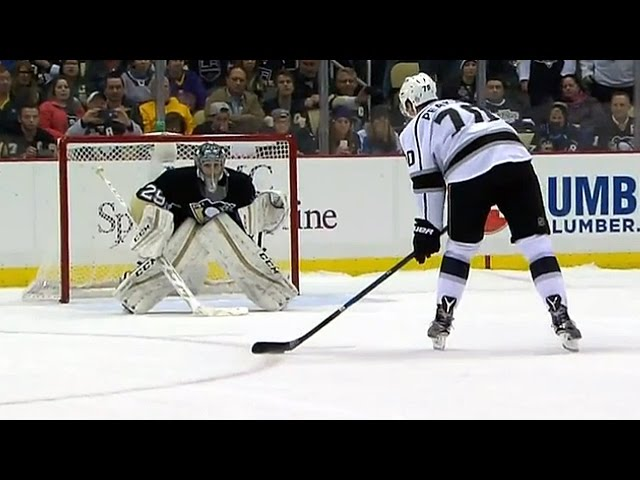 Shootout: Kings vs Penguins