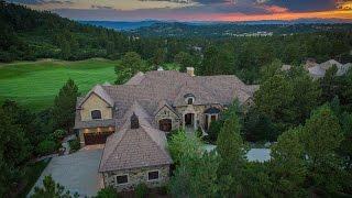 984 Preston Ct, Castle Pines Village, Colorado, Luxury Estate for Sale