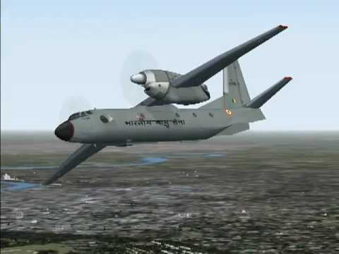 FS9 Antonov An-32 Indian Air Force