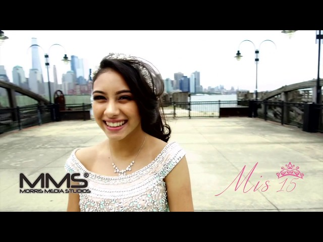 Morris Media Studios New Jersey - Michi Sweet 15 - Elizabeth N.J. SEP/ 2018