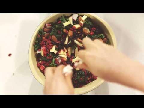 The 60 Second Superfood Salad