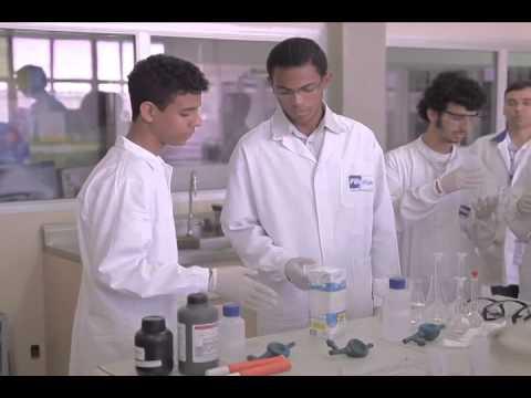 Futura Profissão - Técnico em Química