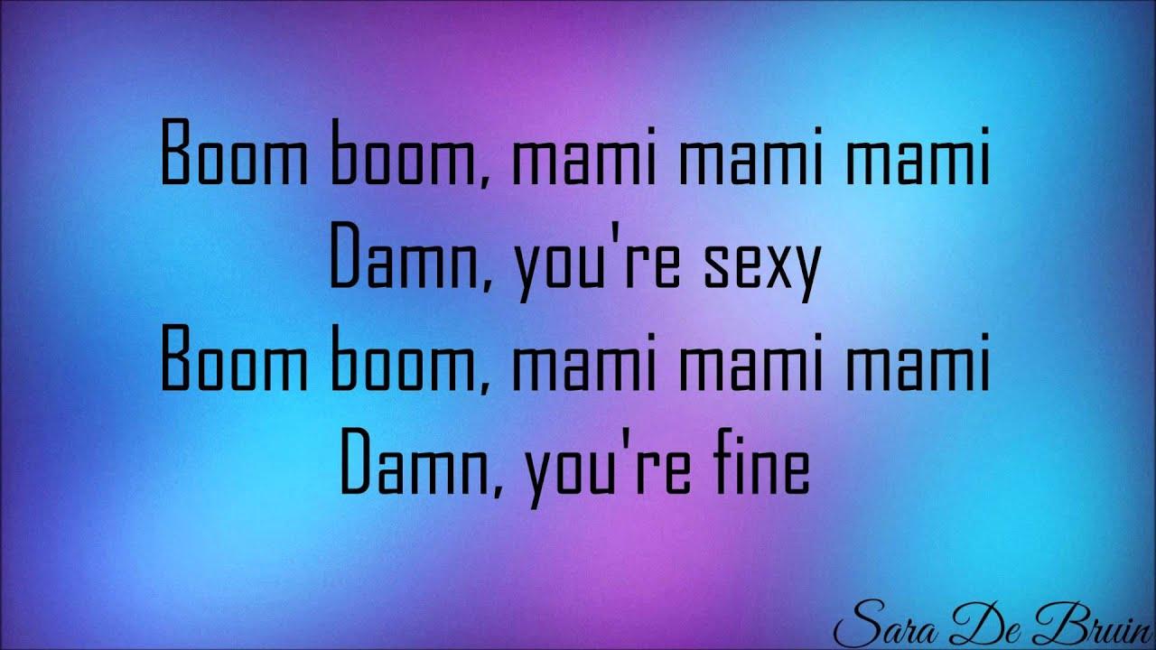 Prince Royce - Back It Up ft Jennifer Lopez & Pitbull lyrics