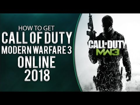 How to Play Call of Duty Modern Warfare 3 Multiplayer *2017* 100% Working