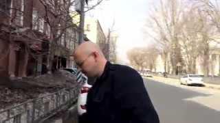 Захват проезжей части ГК Интерсейл. Саратов