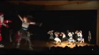 成蹊大学DANCE TEAM JAM[z] 欅祭2009 14、ななEnding.