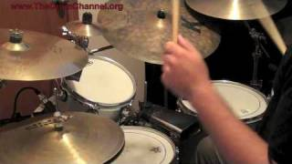 Brand new site! http://www.authenticdrummer.com/ http://www.thedrum...