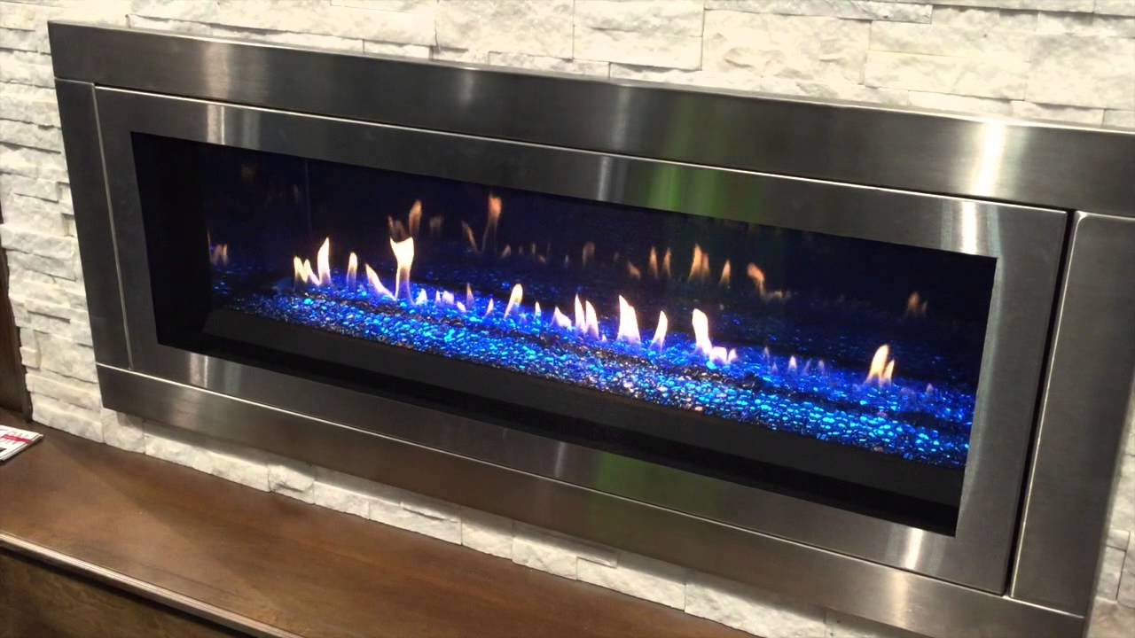 napoleon vector lv50 direct vent gas fireplace youtube