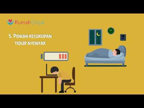 Rumah Ginjal - 10 langkah mencegah penyakit ginjal kronis