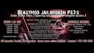4.82 EXPLOIT JAILBREAK YOUR PS3 WITHOUT A FLASHER! USB ONLY!!!