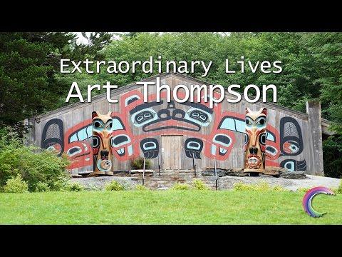 Art Thompson Residential Schools Survivor - ExtraOrdinary Lives