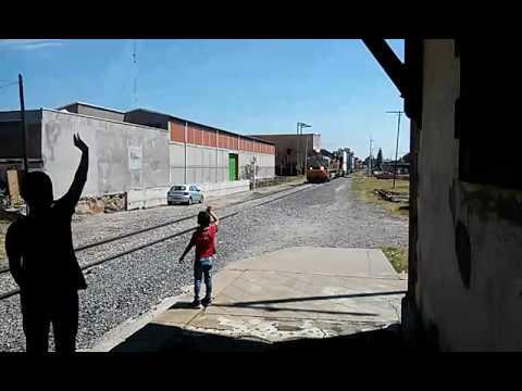 Viene salamanca riapuato 1989 9024 puodo muy radio tren Rio grande