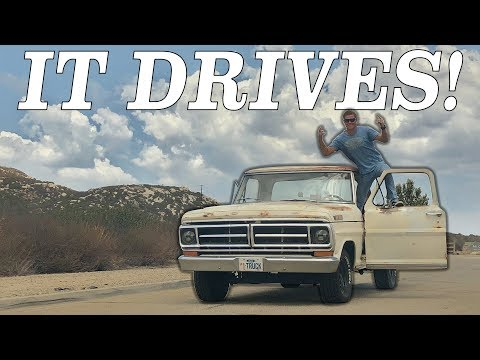 THE TREMEC 5 SPEED SWAPPED F100 LIVES!!! Ep 4 Final Assembly