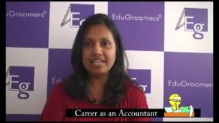 EduGroomers Career Video Series - Accountant