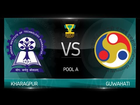 33rd Inter IIT Aquatics Meet || IIT Kanpur vs IIT Roorkee || IIT Guwahati vs IIT Kharagpur