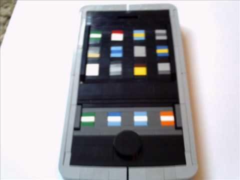 Lego Iphone 4 3g 3gs Youtube