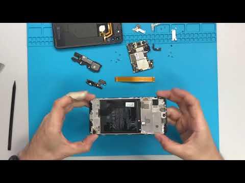 Xiaomi Mi Play разборка / Xiaomi Mi Play Teardown