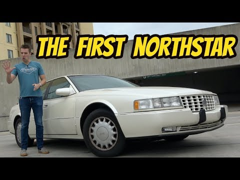 I Bought the MOST UNRELIABLE Cadillac in the USA: 1993 Northstar Seville STS