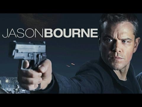 Jason Bourne (2016) Hollywood Full Movie...