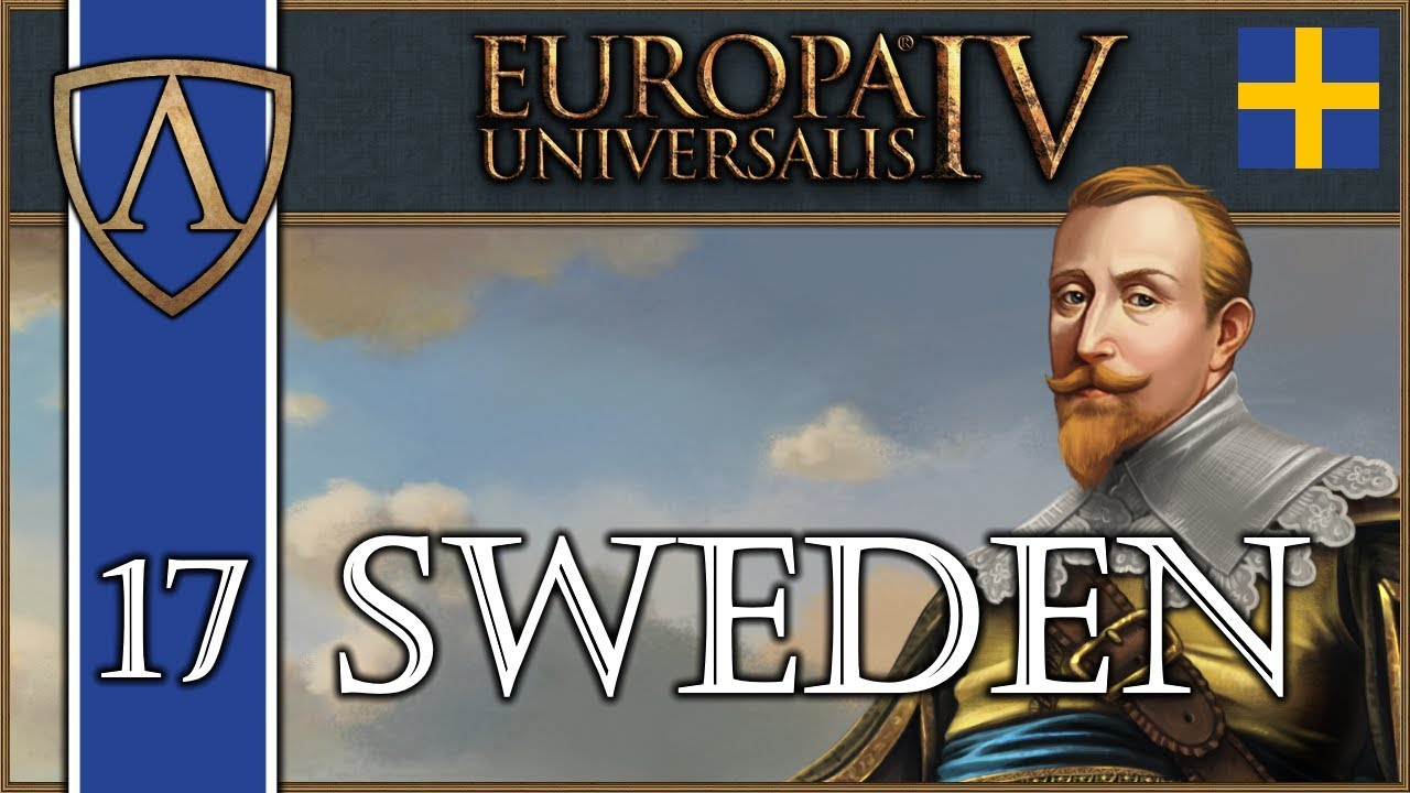 Let's Play Europa Universalis IV -- Third Rome -- Sweden ...
