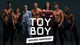 Toy boy serie reparto
