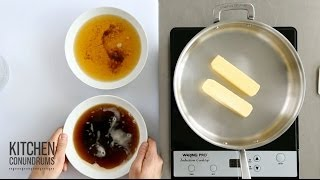 How To Fix Burnt Brown Butter - Kitchen Conundrums With Thomas Joseph