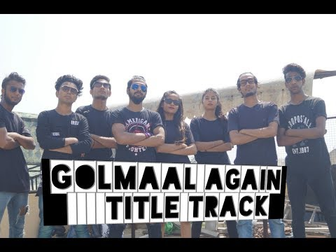 Golmaal Title Track Video  Ajay Devgn...