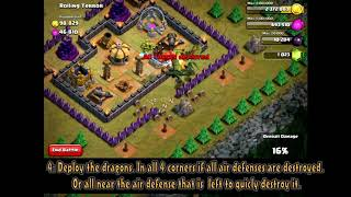 Clash Of Clans Level 47   Rolling Terror