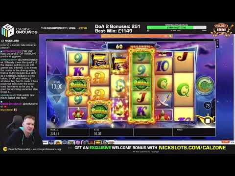 Casino Slots Live - 16/03/20