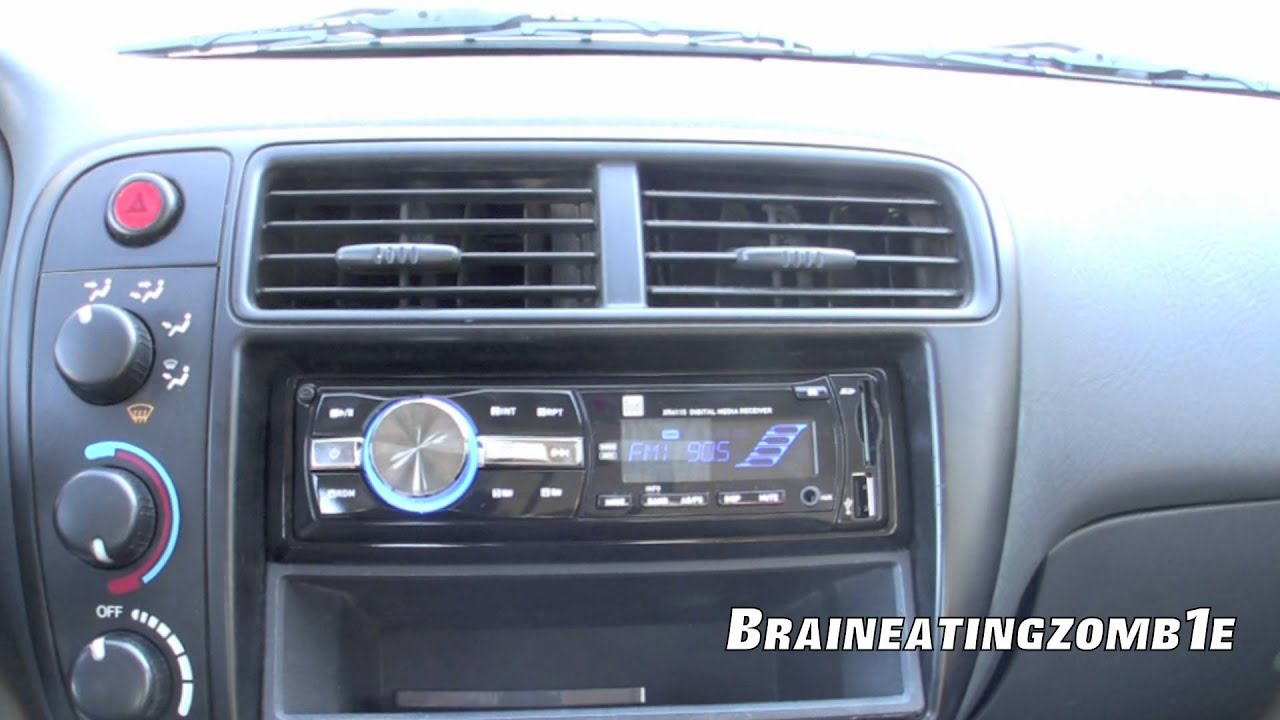 maxresdefault duel xr4115 mp3 player stereo deck review youtube dual xr4115 wiring diagram at gsmx.co