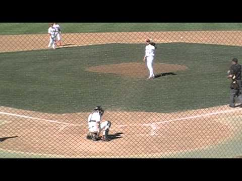 2015-04-30 Jesse Pitching Forf BenU 6th Inning