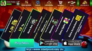 Copie de 8 Ball Pool Rewards Links //🎱 //أحصول علي روابط زيادة الكوينز في لعبة  8 بال بول