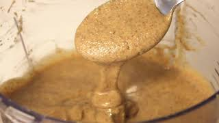 How to Make Homemade Almond Butter | Yummieliciouz Food Recipes